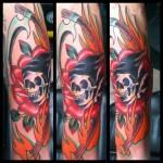 Tattoos By Gabe Garcia Iron Tiger Columbia Mo