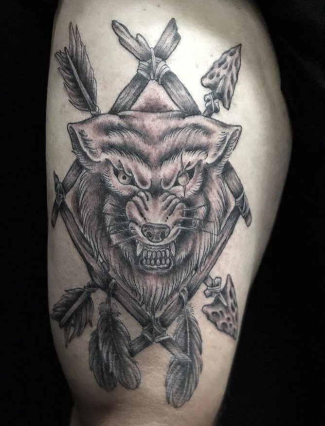 Iron Tiger Tattoo | Your place for the best custom tattoo and body art.