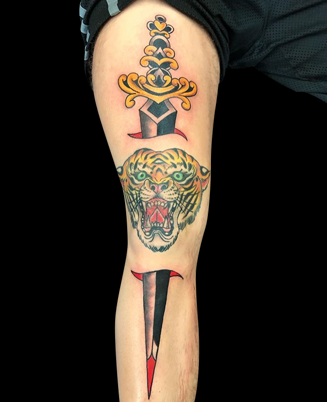 Iron Tiger Tattoo | Your place for the best custom tattoo